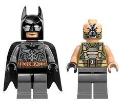 LEGO Batman & Bane