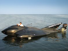 SeaPhantom, high performance speed boat, based on NASA technology