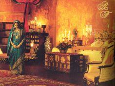 Aishwarya Rai as Parvati - Devdas Indian Bollywood, Bollywood Stars, Bollywood Fashion, Bollywood Actress, Bengali Saree, Bengali Bride, Aishwarya Rai Photo, Aishwarya Rai Bachchan, Mangalore