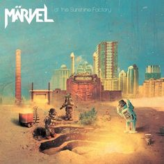 Marvel - At The Sunshine Factory