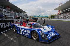 NISSAN R92CP at Suzuka Circuit