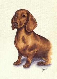 Watercolor Pet Portraits boxer | Posta Bella Stationery & Cards