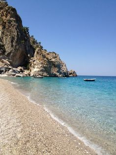 Other side of Ai. Karpathos Greece, All Over The World, Places Ive Been, Beaches, Kai, Trips, Destinations, Greek, Outdoors