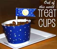 Ramadan Treat Cups + Free Printables Five To Nine, Eid Party, Ramadan Crafts, Islam For Kids, Eid Al Adha, Event Decor, Party Planning, Free Printables, Activities For Kids