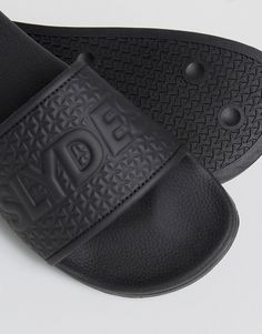 a1fdd9350ca5 Slydes Cali Logo Slider Flip Flops