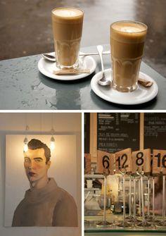 Kooka Boora, Coffee, Paris, Nichole Robertson