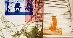 Ro b ert R auschen berg 1925-2008 ABOUT Rauschenberg was born in Port Arthur, Texas. He studied at the Kansas City Art Insti...