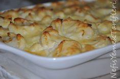 Fırında Karnabahar Böreği - Nefis Yemek Tarifleri