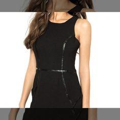 Leia aqui!: http://imaginariodamulher.com.br/look/?go=2ndl75r  Vestido Preto Básico #achadinhos #modafeminina #modafashion #tendencia #modaonline #moda #instamoda #lookfashion #blogdemoda #imaginariodamulher
