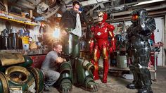 Meet The Superhero of Cosplay, Shawn Thorsson