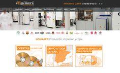 LOGIKART. Responsive web design.