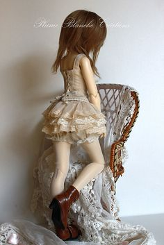 Outfit for Unoa  by Plume Blanche Créations, via Flickr