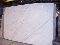 The Great Counter Top Search White granite Carrara marble and