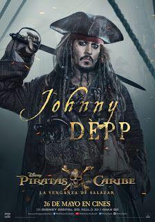 Disney Fan Collector: Pósters oficiales de Piratas del Caribe