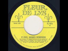 Jacques Desrosiers Et Voici Jacques Desrosiers / Je Promets - YouTube Funny Songs, Voici, Lyrics, Showgirls, Fleur De Lis, Song Lyrics, Music Lyrics