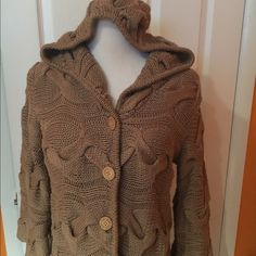 Ugg Australia sweater women's size S brown Like new great condition sweater by Ugg Australia in brown color women's size S great deal UGG Sweaters