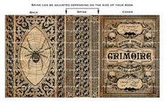 harry potter spell book art - Bing images