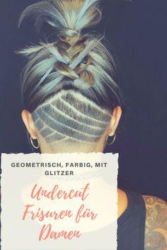 Der Undercut gehört ohne Frage zu den größten Frisurentrends derzeit. Der modische Kurzhaarschnitt fasziniert viele Damen und das ist auch kein Wunder. Ob als Akzent unter längeren Haaren, der nur auf Wunsch gezeigt wird oder als effektvoller Abschluss für Kurzhaarfrisuren für Frauen, verwandelt er jede Frisur in ein wahres Highlight.