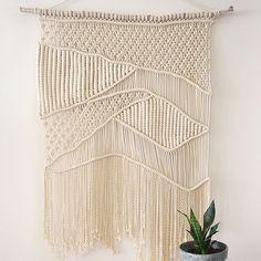 126 Best Diy Images Macrame Art Weaving Handicraft