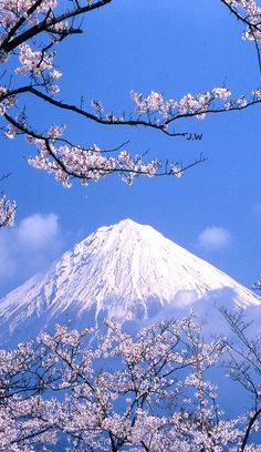 Day of Souls Beautiful Nature Pictures, Pretty Pictures, Beautiful Landscapes, Beautiful World, Monte Fuji Japon, Wonderful Places, Beautiful Places, Japanese Mountains, Mont Fuji