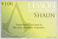[AC] Lesson #106: Shaun