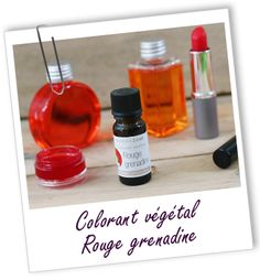 colorant naturel rouge grenadine aroma zone - Colorant Naturel Rouge