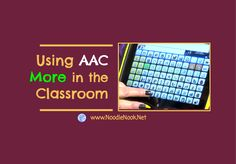 Are you looking for more ways to build vocabulary with students who use AAC devices? We've got some great ideas for you! 6 phrases types for every VOD...