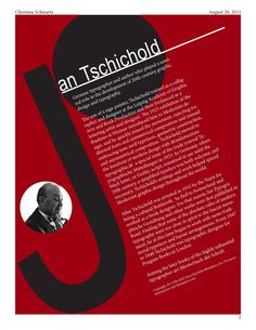 jan tschichold typography - Google Search