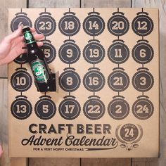 Buy: Beer Hawk - The Best Advent Calendars to Buy, Make, and Keep Forever - Photos