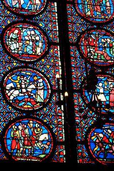Paris Glass - St Chapelle