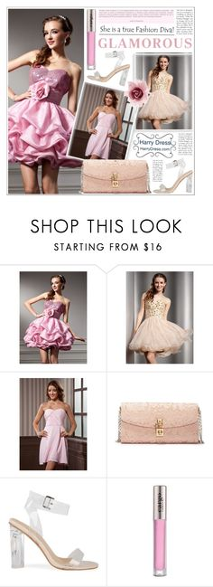 """Harrydress"" by becky12 ❤ liked on Polyvore featuring Dolce&Gabbana, CARGO, Accessorize and harrydress"