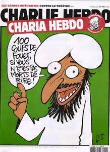 DRUDGE REPORT 2015®  this is the cartoon that got 12 people slaughtered.