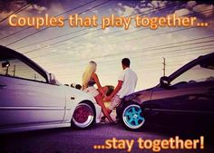 "Worddd ""Honda Game"" !! I wonna take a pic lik dis wit my man :D lol"