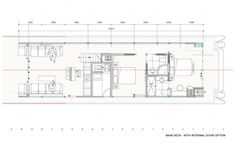 House Boat Space Planning