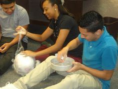 Candy Plastic Wrap Ball Game