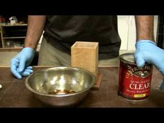 """32 - Popping the Grain in Figured Maple - Curly maple looks fantastic with a few coats of an oil based varnish. But it will BLOW YOUR MIND if you """"pop"""" the grain with a dye first. So that's exactly what we do in this episode. Thanks for watching."""
