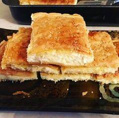 ΤΥΡΟΠΙΤΑ ΜΕ ΤΥΡΙ ΚΑΙ ΜΠΕΣΑΜΕΛπολύ εύκολη όμως Κ πολύ νόστιμη .. Καλησπέρουδια πολύ καιρό το σκεφτόμουν σήμερα το έφτιαξα τυρόπιτα πολύ εύκολη όμως Κ πολύ νόστιμη …ποιος είπε ότι τυρόπιτα δεν γίνετε Κ μπουγάτσα Χανίων με Filo Pastry, Savory Pastry, Tiropita Recipe, Greek Pastries, Chocolate Fudge Frosting, National Dish, Cheese Pies, Cooking With Kids, Cookbook Recipes