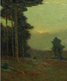 Edge of the Wood - Charles Warren Eaton - The Athenaeum