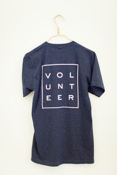 IF:Local Volunteer Shirt