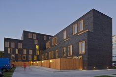 www.brickarchitecture.com 23 Dwellings in Béthune / FRES architectes