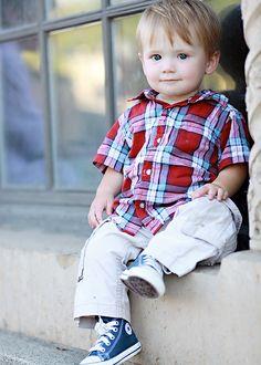 toddler pose