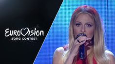 """Pin for Later: Listen to Every Single Song From the 2015 Eurovision Song Contest Greece Maria-Elena Kyriakou — """"One Last Breath"""""""