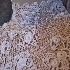 1900s Victorian Edwardian Irish Crochet от UnforgettableVintage