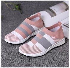 Slip On Sneakers, Slip On Shoes, Shoes Sneakers, Sneakers For Sale, Women's Shoes, Comfy Shoes, Comfortable Shoes, Comfy Walking Shoes, Sock Shoes