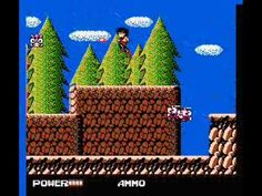 The Clash at Demonhead for the NES! Flawed, yet FUN!