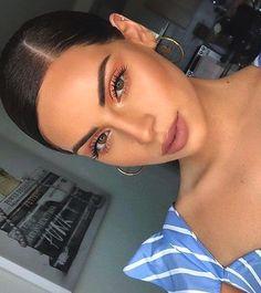 Look de Maquillage : Amo esos colores Shimmery and Natural Summer Makeup - Das schönste Make-up Makeup Trends, Makeup Inspo, Makeup Tips, Beauty Makeup, Makeup Ideas, Makeup Products, Makeup Tutorials, Huda Beauty, Beauty Skin