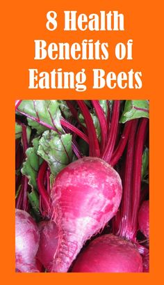 #Beets help the body's #natural #detox process in several ways. First, the betalains in beets trigger the production of a family of enzymes known as glutathione-S-transferase, which attach free toxins in the body to glutathione for removal from the body. Second, beets are high in fiber, which is important for keeping food and waste products moving through and out of the gastrointestinal tract.... http://slimmingtips.givingtoyou.com/benefits-of-eating-beets