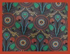 Turkish home decorating fabric