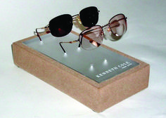 3 Piece Eye Glass Display | Point of Purchase | Custom | POP | Point of Sale | Kenneth Cole Reaction