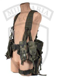 Oporządzenie taktyczen ( pas bojowy + szelki) JANYSPORT Militaria Lodz.pl